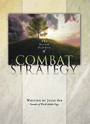 The Secret Science of Combat Strategy book cover, written by Julius Aib